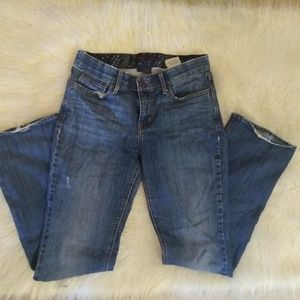 Levi's Perfect Waist Boot Cut 525 Jeans
